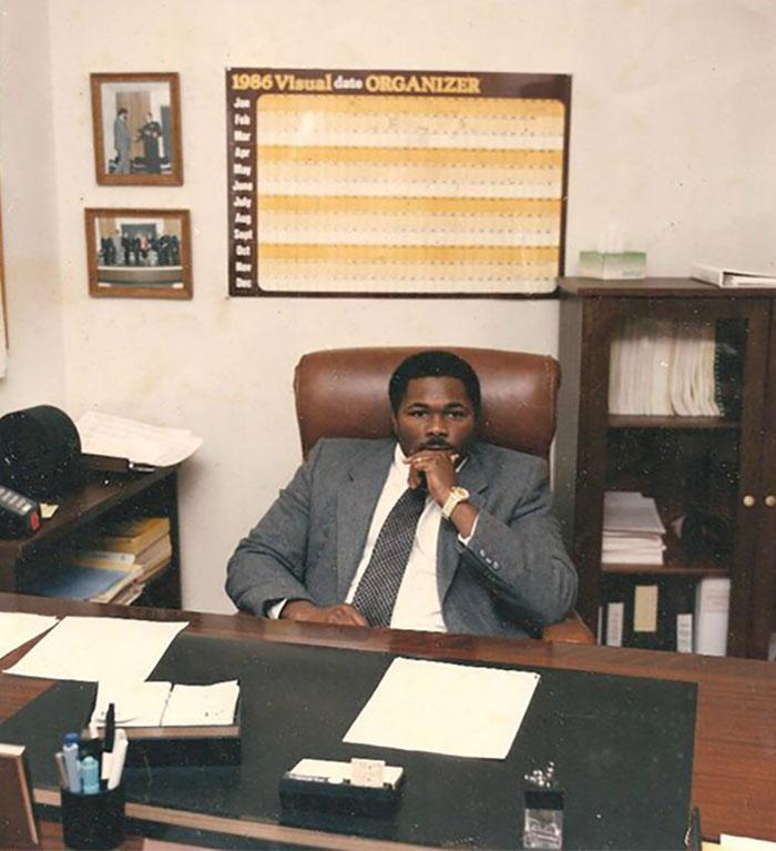 My Dad At His First Job At Nasa!