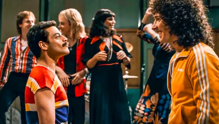 What It's About: The true story of how Freddie Mercury became the lead singer of Queen and how the band rose to legend status throughout the '70s and '80s.What It's Nominated For: Best Picture, Actor in a Leading Role (Rami Malek), Film Editing, Sound Editing, and Sound Mixing.