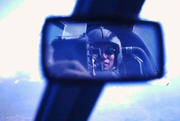 1969 Vietnam: My Father's Version Of A Selfie Before Selfies Were A Thing