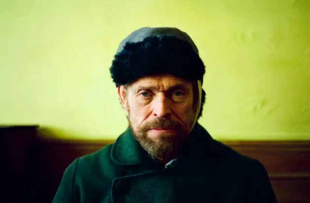 What It's About: A true story documenting the final years of artist Vincent Van Gogh as he painted some of his most recognizable works in Arles, France.What It's Nominated For: Actor in a Leading Role (Willem Dafoe).