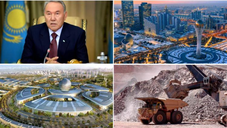 Назарбаев ерөнхийлөгчөөр ажилласан жилүүдэд Казахстан хурдтай хөгжсөнийг илтгэх 5 баримт